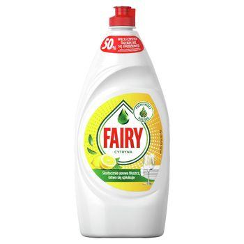 Fairy Cytryna Płyn do mycia naczyń 900 ML