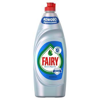 Fairy Extra Hygiene Płyn do mycia naczyń 650 ml
