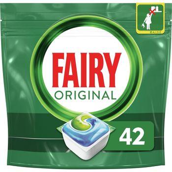 Fairy Original All In One Regular Tabletki do zmywarki, x42