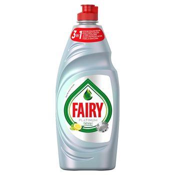 Fairy Platinum Cytryna i limonka Płyn do mycia naczyń 650 ml