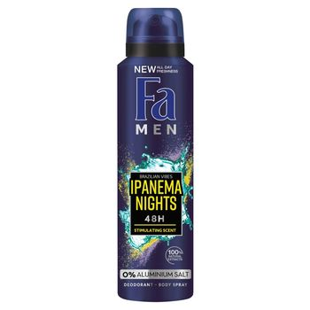Fa Men Brazilian Vibes Ipanema Nights Dezodorant 150 ml