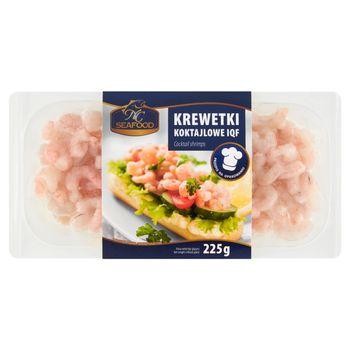 NC Seafood Krewetki koktajlowe IQF 225 g