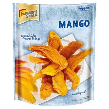 Farmer's Snack Mango suszone w plastrach 100 g