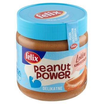 Felix Peanut Power Delikatne Krem orzechowy 350 g
