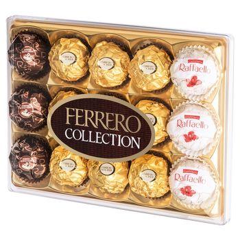 Ferrero Collection Zestaw Ferrero Rondnoir Ferrero Rocher i Raffaello 172 g