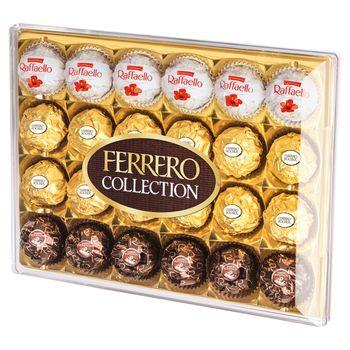 Ferrero Collection Zestaw Ferrero Rondnoir Ferrero Rocher i Raffaello 269 g