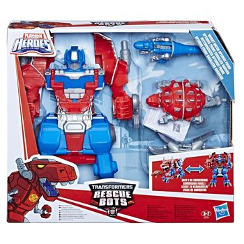 Figurka HASBRO Knight Watch Optimus Prime E0158