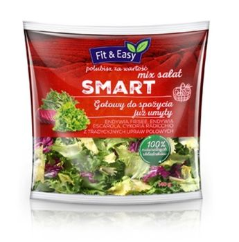 Fit&Easy Mix sałat SMART 140 g