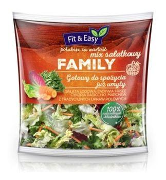 Fit&Easy Mix sałatkowy FAMILY 250 g