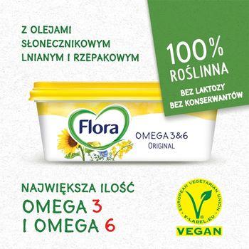 Flora Original Tłuszcz roślinny do smarowania 250 g