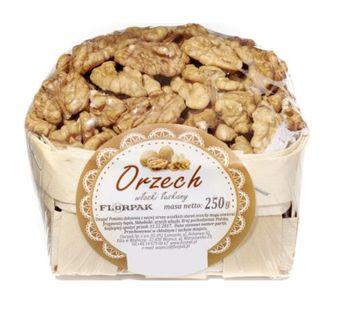 Florpak - Orzech włoski łuskany 250 g