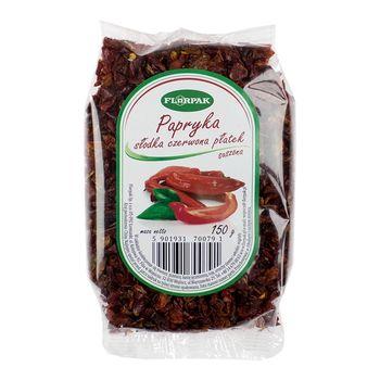 Florpak Papryka słodka czerwona, płatek 150 g