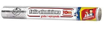 Folia Aluminiowa JAN NIEZBĘDNY 10 m