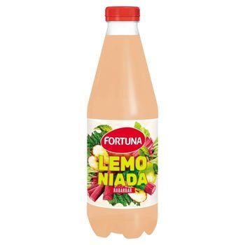 Fortuna Lemoniada rabarbar 1 l
