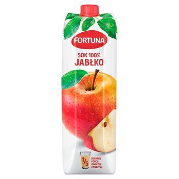 Fortuna Sok 100% jabłko 1 l