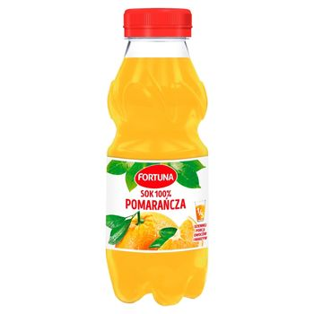 Fortuna Sok 100% pomarańcza 300 ml