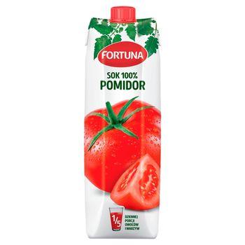 Fortuna Sok 100% pomidor 1 l