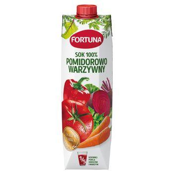 Fortuna Sok 100% pomidorowo warzywny 1 l