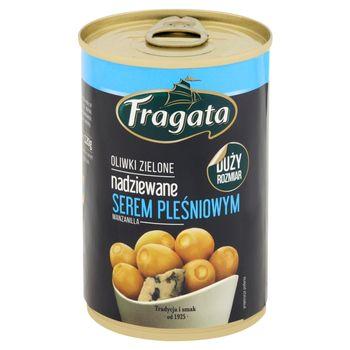 Fragata Oliwki zielone nadziewane serem pleśniowym 300 g