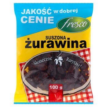 Fresco Suszona żurawina 100 g