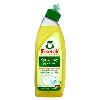 Frosch ecological Cytrynowy płyn do WC 750 ml