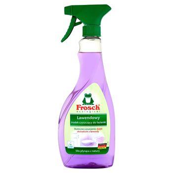 Frosch ecological Lawendowy środek czyszczący do łazienki 500 ml
