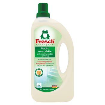 Frosch ecological Mydło marsylskie uniwersalny środek czyszczący 1000 ml