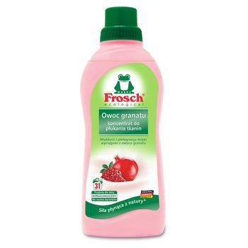Frosch ecological Owoc granatu koncentrat do płukania tkanin 750 ml (31 prań)