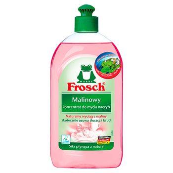 Frosch Malinowy koncentrat do mycia naczyń 500 ml