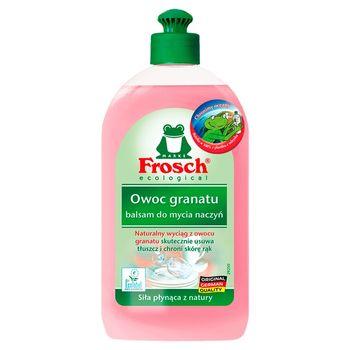 Frosch ecological Owoc granatu balsam do mycia naczyń 500 ml