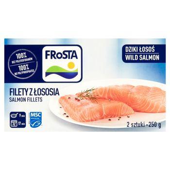 FRoSTA Filety z łososia 250 g (2 sztuki)