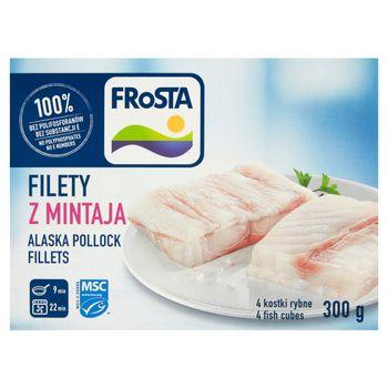 FRoSTA Filety z mintaja 300 g (4 sztuki)