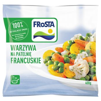 FRoSTA Warzywa na patelnię Francuskie 400 g