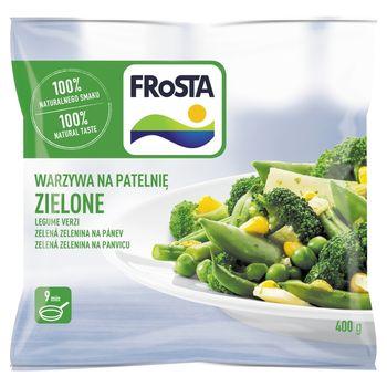 FRoSTA Warzywa na patelnię zielone 400 g