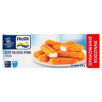 FRoSTA Złote paluszki rybne z fileta 450 g (15 sztuk)