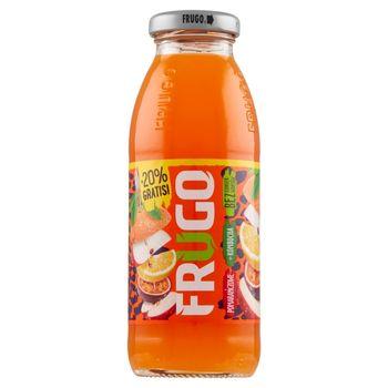 Frugo Napój wieloowocowy niegazowany pomarańczowe 300 ml