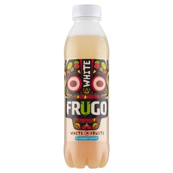 Frugo White Fruits & Coconut Water Napój wieloowocowy niegazowany 500 ml