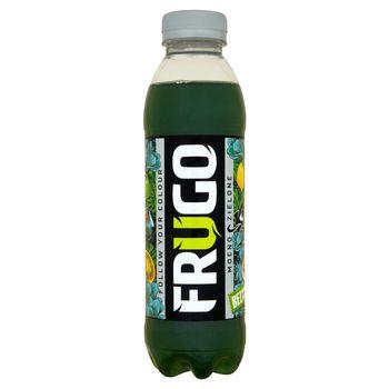 Frugo Zielone Napój wieloowocowy niegazowany 500 ml