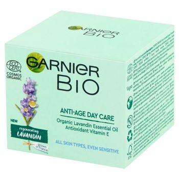 Garnier Bio Regenerating Lavandin Krem przeciw oznakom starzenia na dzień 50 ml