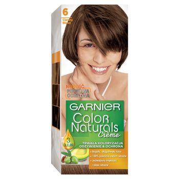 Garnier Color Naturals Creme Farba do włosów 6 Ciemny blond