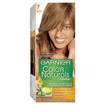 Garnier Color Naturals Creme Farba do włosów 7 Blond