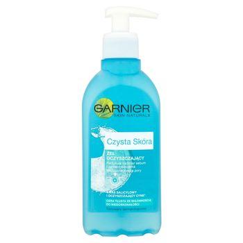 Garnier Czysta Skóra Żel oczyszczający 200 ml