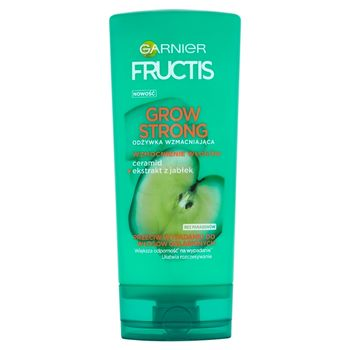 Garnier Fructis Grow Strong Odżywka wzmacniająca przeciw wypadaniu do włosów osłabionych 200 ml