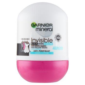Garnier Mineral Invisible Antyperspirant w kulce 50 ml