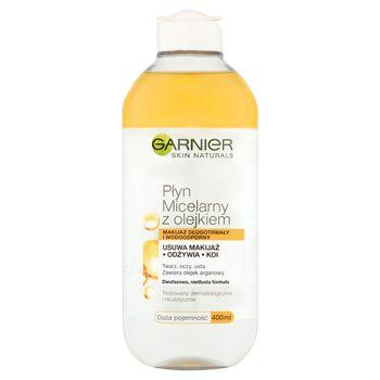 Garnier Skin Naturals Płyn micelarny z olejkiem 400 ml