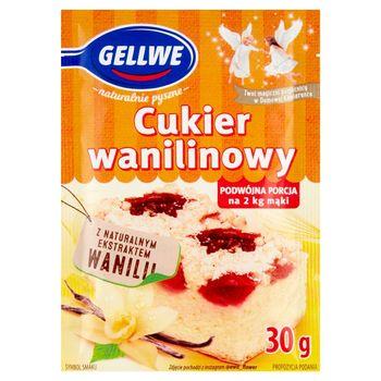 Gellwe Cukier wanilinowy 30 g
