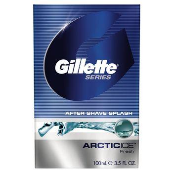 Gillette Series After Shave Arctic Ice Splash płyn po goleniu 100 ml