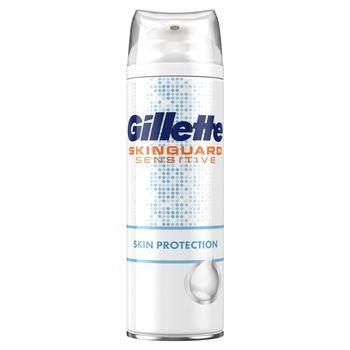 Gillette SkinGuard Sensitive Pianka do golenia dla mężczyzn 250ml