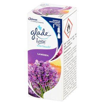 Glade by Brise One Touch Zapas do odświeżacza powietrza lawenda 10 ml