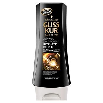 Gliss Kur Ultimate Repair Odżywka 200 ml